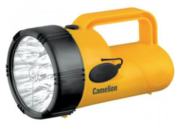 Фонарь CAMELION LED 29314(19 LED,акк,подз)