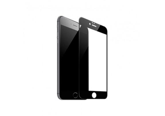 Защитное стекло iPhone 6Dplus black