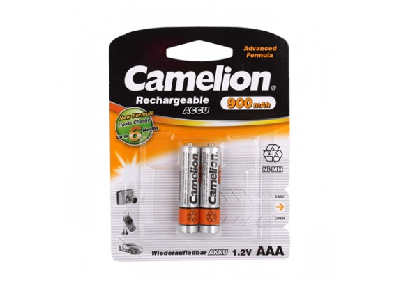 Аккумулятор CAMELION R03 NiMh 900mAh BP2