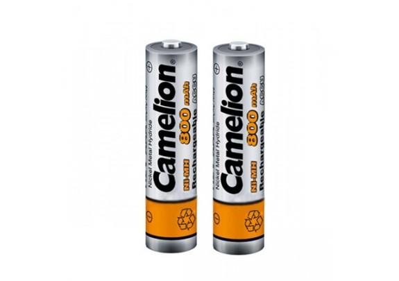 Аккумулятор CAMELION R03 NiMh 800mAh BP2