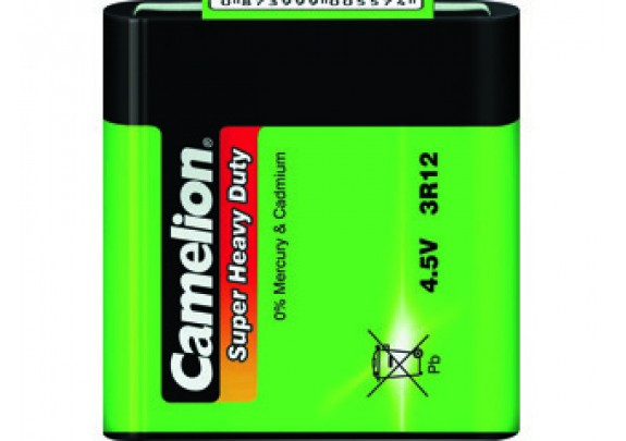 CAMELION 3R12  Heavy Duty
