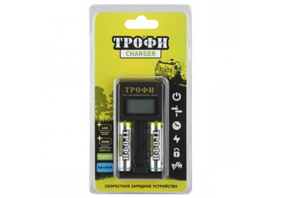 З/у TROFI TR-803 (АА/AAA/LCD) /6/24