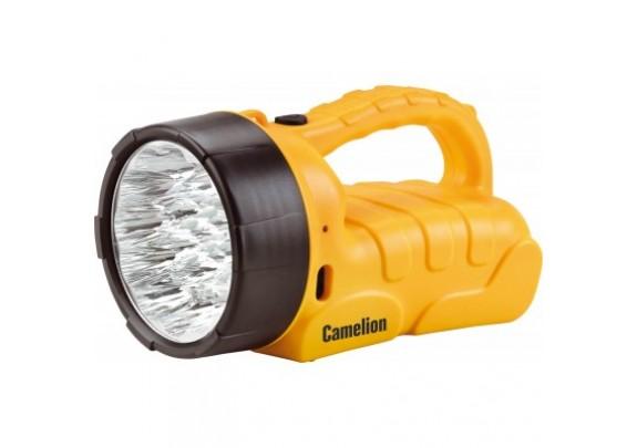 Фонарь CAMELION LED 29317(19 LED,акк,подз)