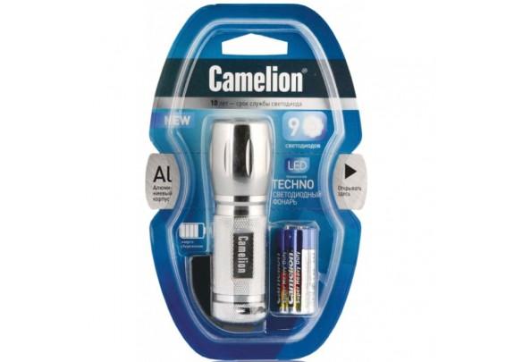 Фонарь CAMELION LED5107-9 (9LED,3xААА)