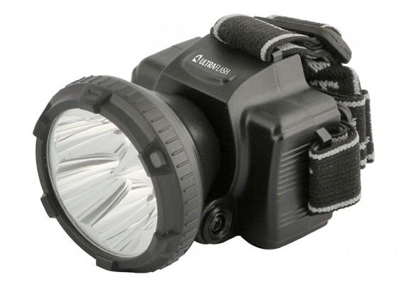 Фонарь Ultra Flash LED5365(налоб,5LED,акку,220В)/5