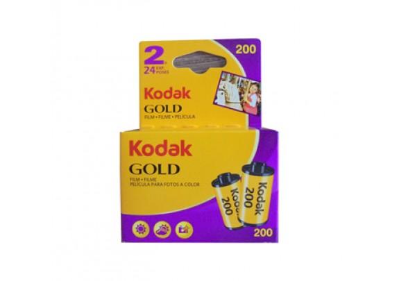 Kodak Gold 200/24 упаковка 2штуки!