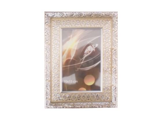 Багет 10x15  3817-210B  бронза сереб