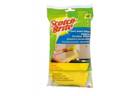 Перчатки Scotch-Brite хоз.уничерс./001763/М