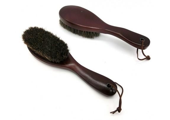 Щетка 35363-5 д/одежды/конский волос