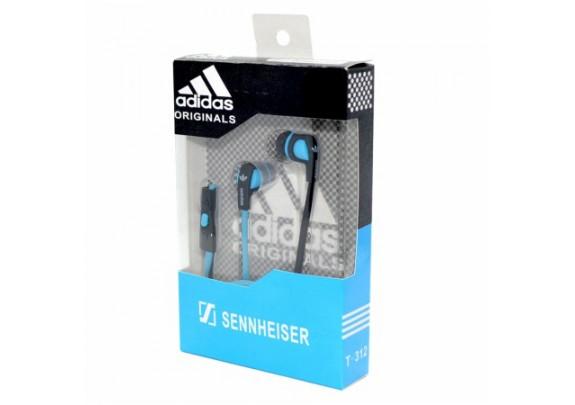 Стерео-гарнитура Adidas T-139 blue