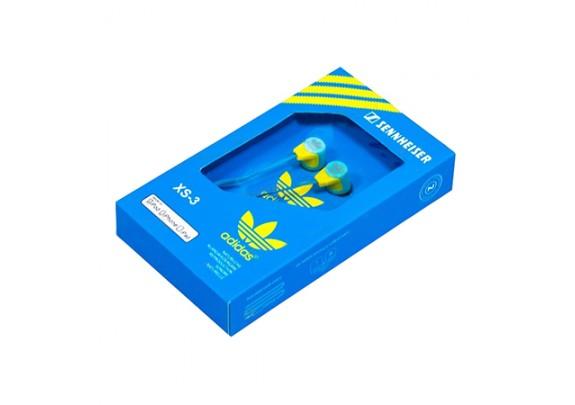 Наушники AD-009 blue