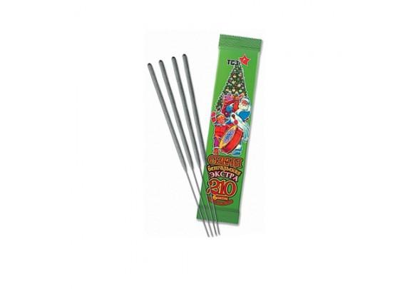 Бенгальская свеча - 170мм/6шт