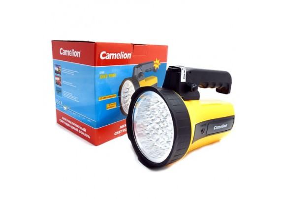 Фонарь CAMELION LED 29315(35 LED,акк,подз)
