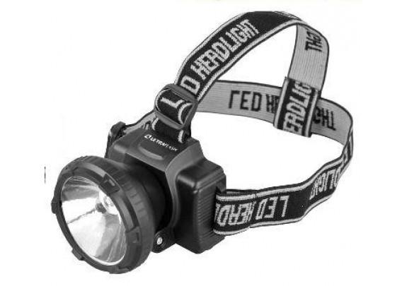 Фонарь Ultra Flash LED5364(нал,0.5LED,акку,220В)/5