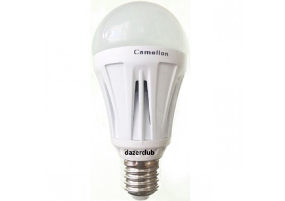 Лампа Camelion A60/830/E27 LED-7W 3000K 50 Вт