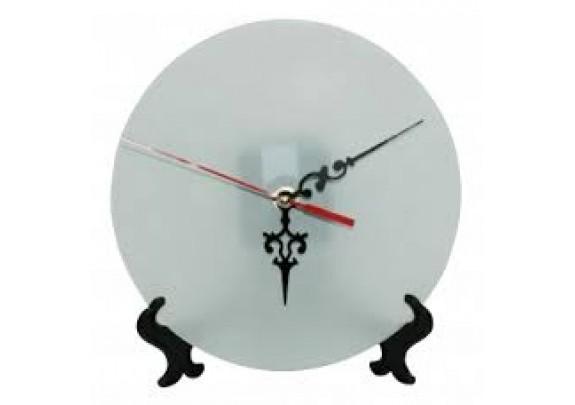 Часы стекло 18см/BL-27