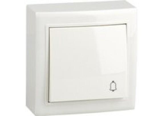 Кнопка Solar V01-31-Z11-S  белая