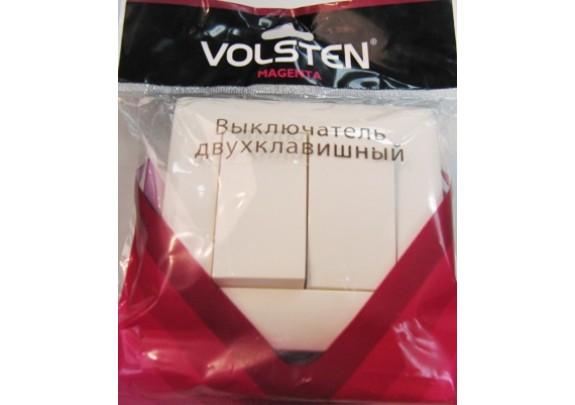 Выкл. 2-кл Magenta V01-11-V21-S