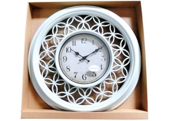 Часы 8833B пластик/48см