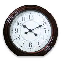 Часы 8856B пластик/51см