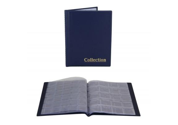Альбом для монет 250шт/173х215мм/АМК-250Комби