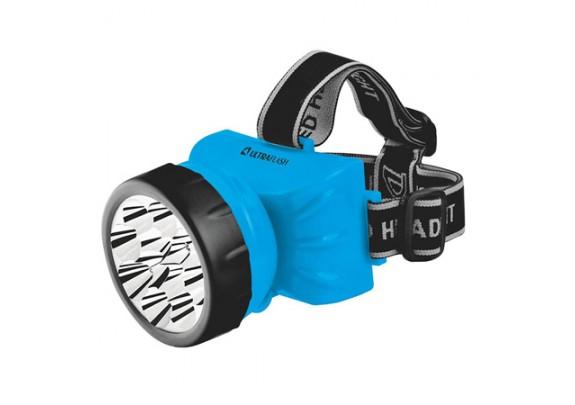 Фонарь Ultra Flash LED5361(налоб,12LED,акку,220В)