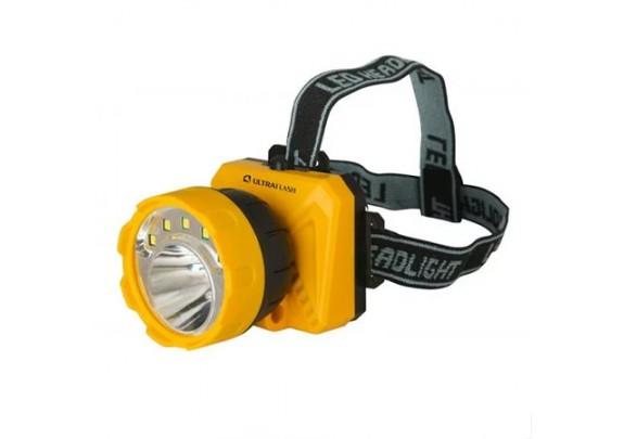 Фонарь Ultra Flash LED 923-TH 1+8LED2 реж,3XR6 /50