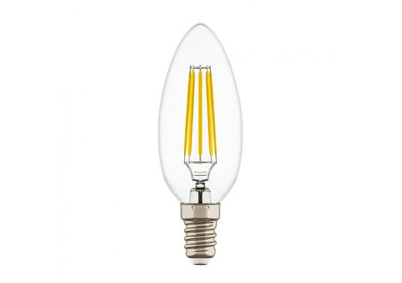 Лампа Camelion C35/830/E14 LED-7W 3000K 60Вт