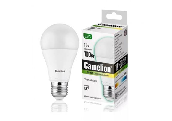 Лампа Camelion A60/830/E27 LED-9W 3000K