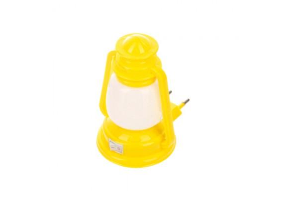 Ночник CAMELION NL-171 (LED Фон,желтый с вык.,)/24