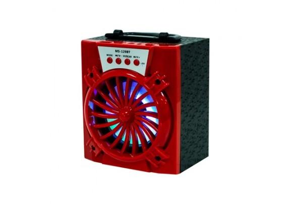 Акустическая система MS-129BT USB/TF/AUX/FM Radio