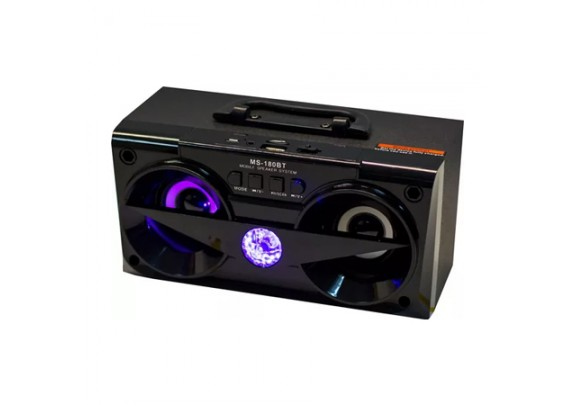 Акустическая система MS-180BT USB/TF/AUX/FM Radio