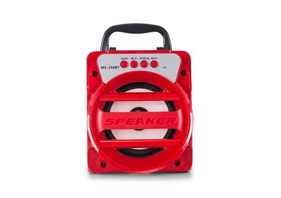 Аккустическая система MS-247BT USB/TF/AUX/FM Radio