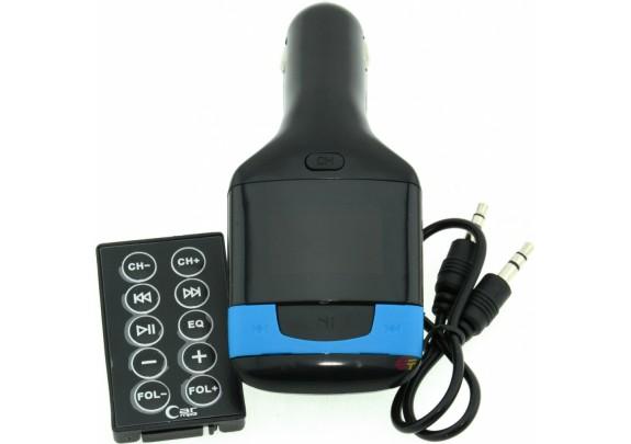 Трансмиттер FM-TM90  microSD/ USB