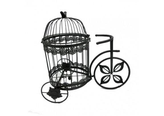 Кашпо RW2069 Велосипед/металл/40*22*36см
